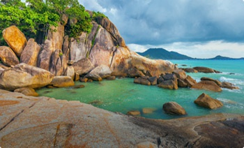 Flights from Bangkok to Samui
