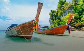Flights from Bangkok to Phuket